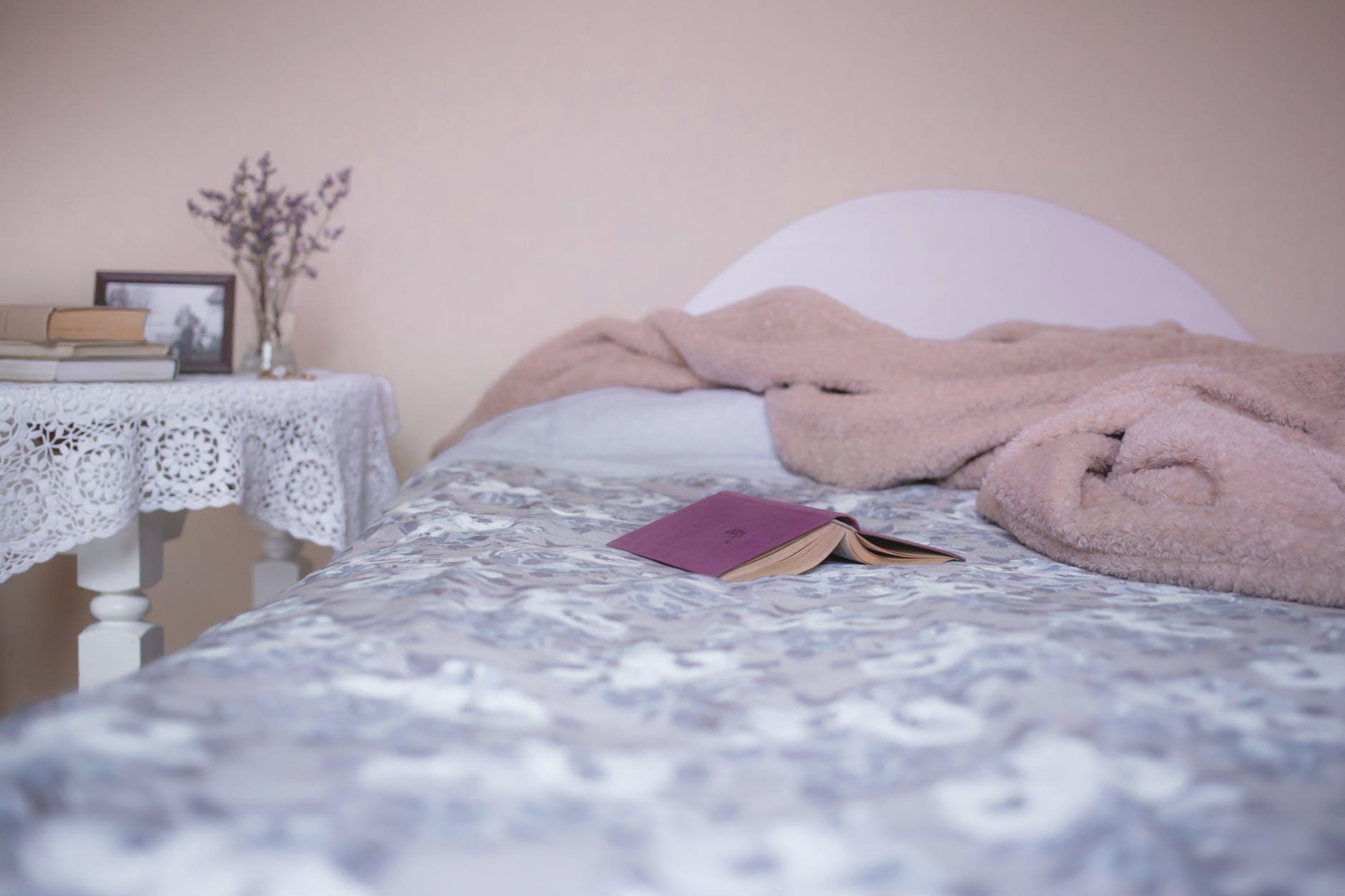 Sleeping, Bible, Rest